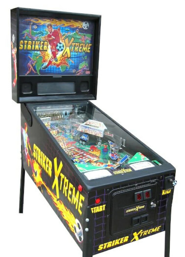 Stern Striker Xtreme Pinball Machine