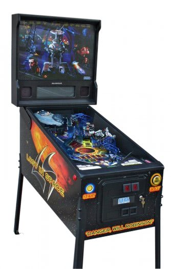 Lost In Space Pinball Machine