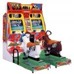 Final Furlong 2 Arcade Machine