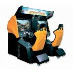 Taito Battle Gear 3 Twin Arcade Machine