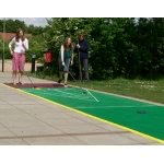 Shuffleboard - Deluxe Poly Court Package