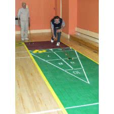 Shuffleboard - Euro Court Package