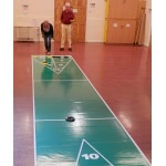 Shuffleboard - Mini Roll-Out Court Package