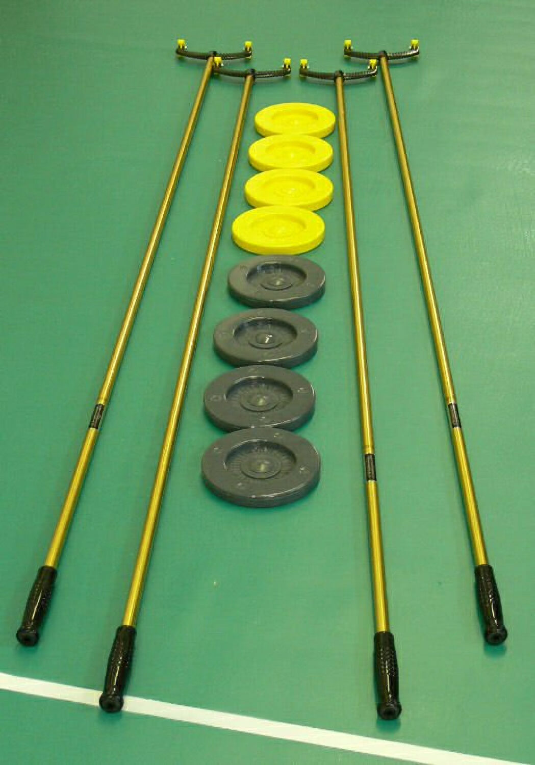 Shuffleboard Continental Cue Set Liberty Games