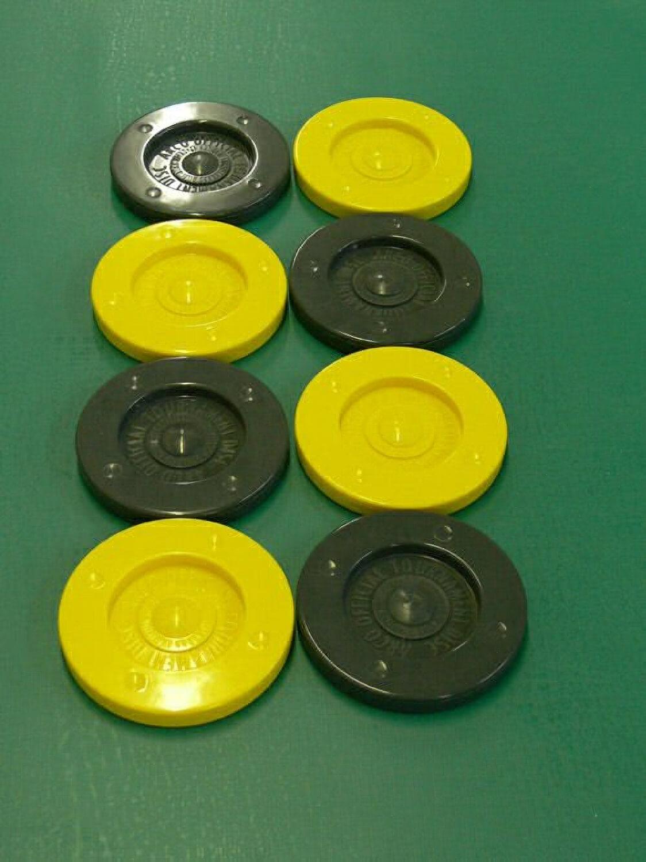 Shuffleboard Set Of 8 Tournament Discs Liberty Games