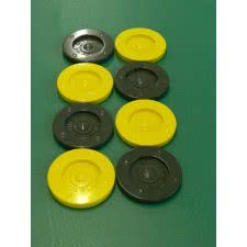 Shuffleboard - Set of 8 Tournament Discs