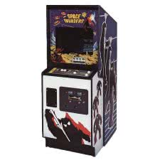 Midway Space Invaders Arcade Machine