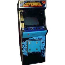 Williams Defender Arcade Machine