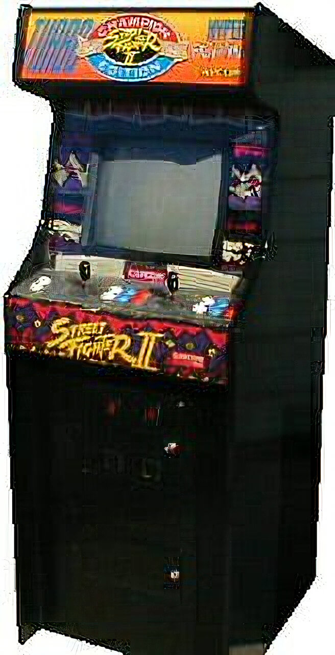 Capcom Street Fighter Ii Arcade Machine Liberty Games