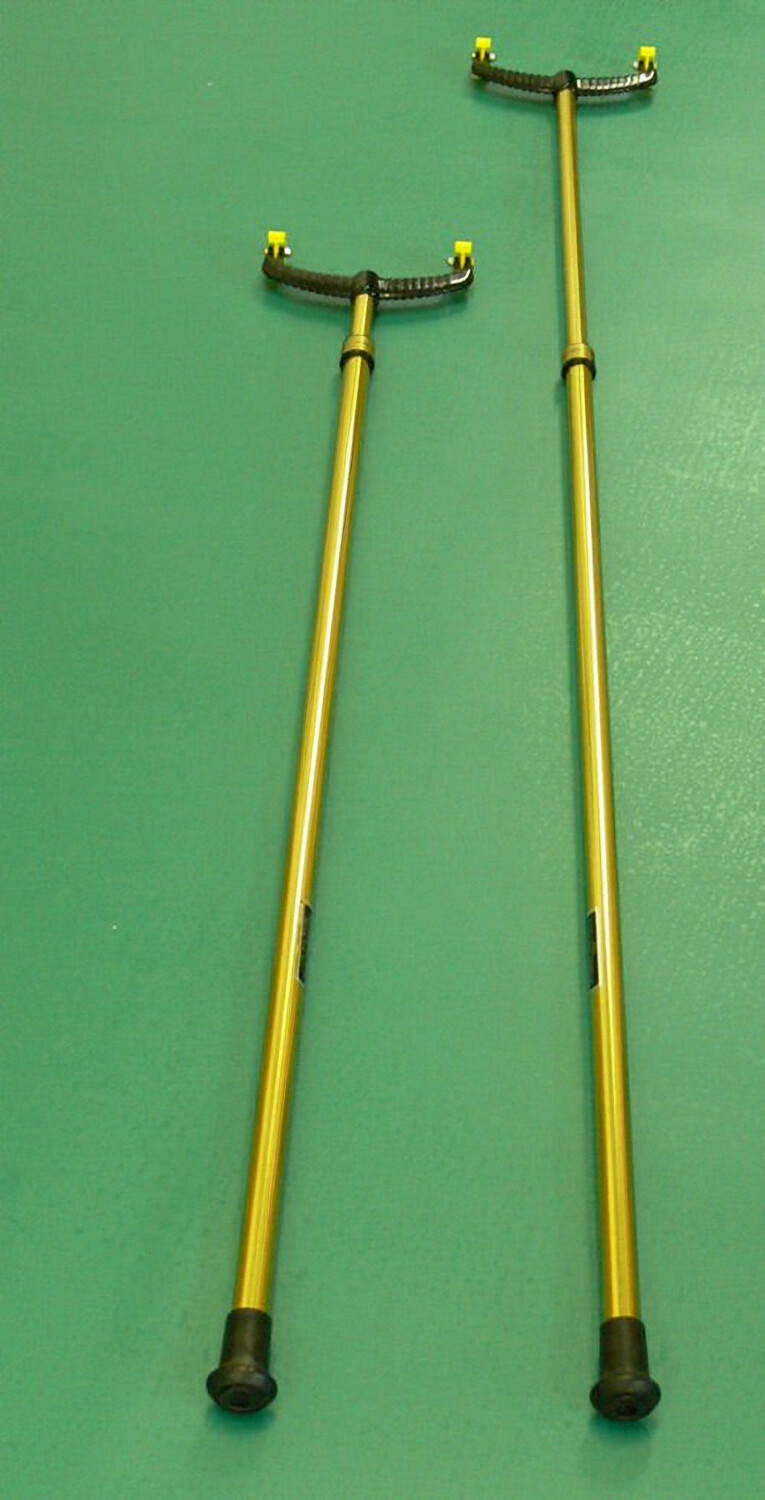 Shuffleboard Single Telescopic Cue Liberty Games
