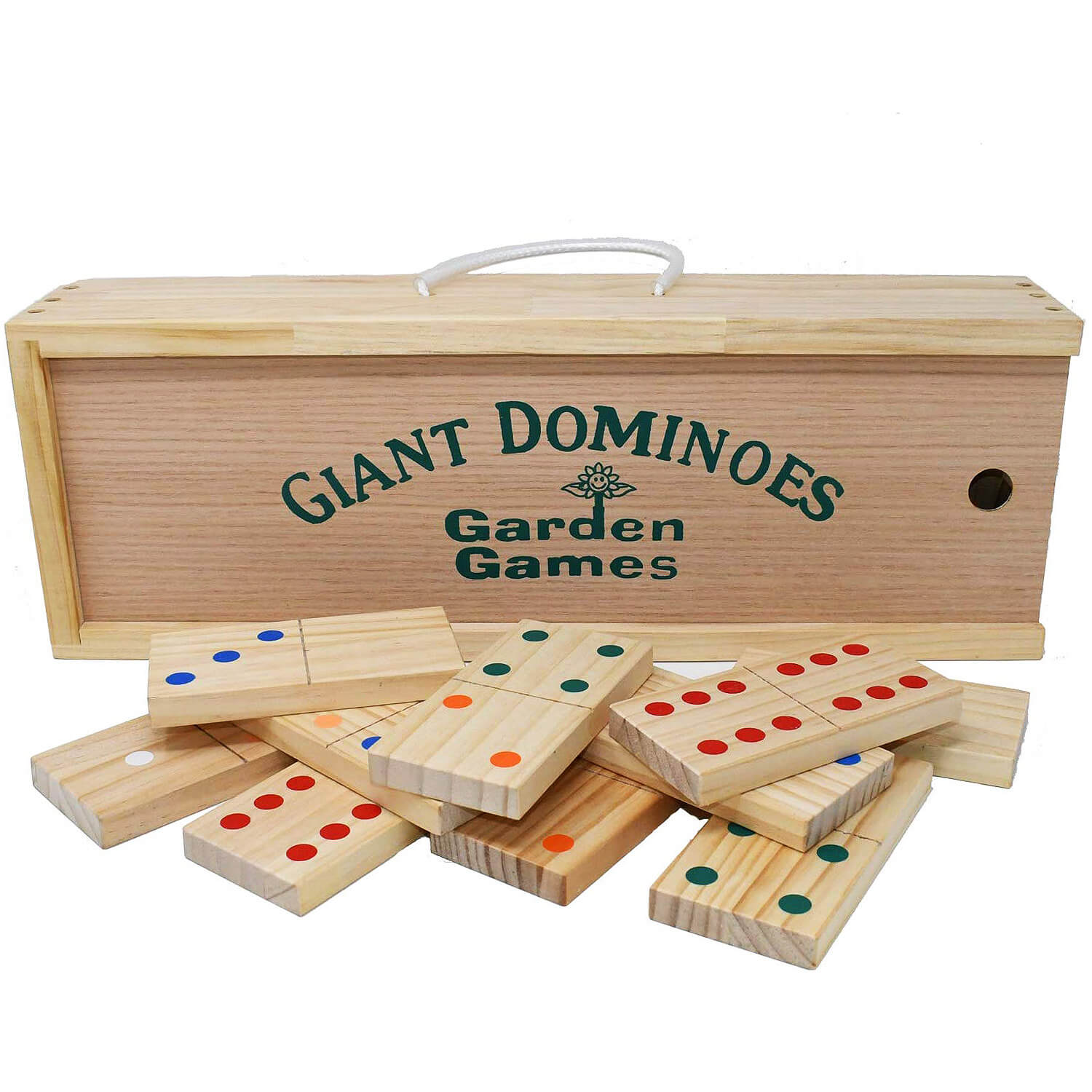 Giant Dominoes (207) : Liberty Games