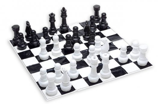 Garden Chess Set (802)