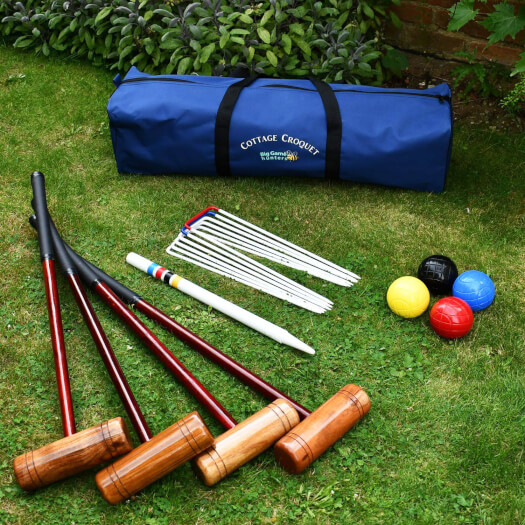 Cottage Croquet (204)