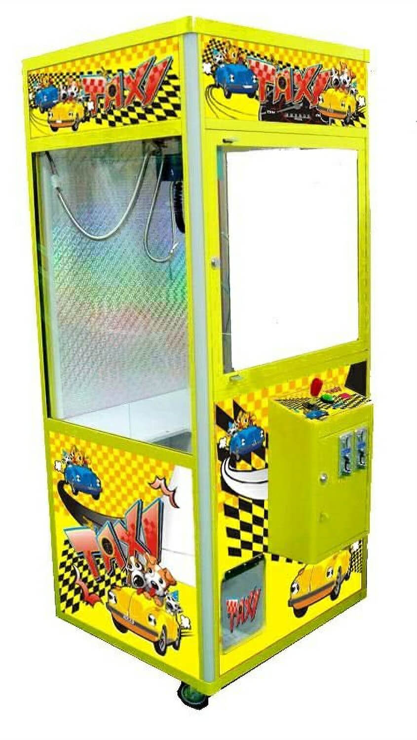 Taxi Crane Machine Liberty Games