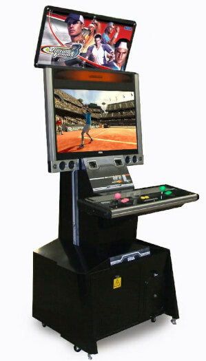Sega Virtua Tennis 3 Lindbergh Arcade Machine