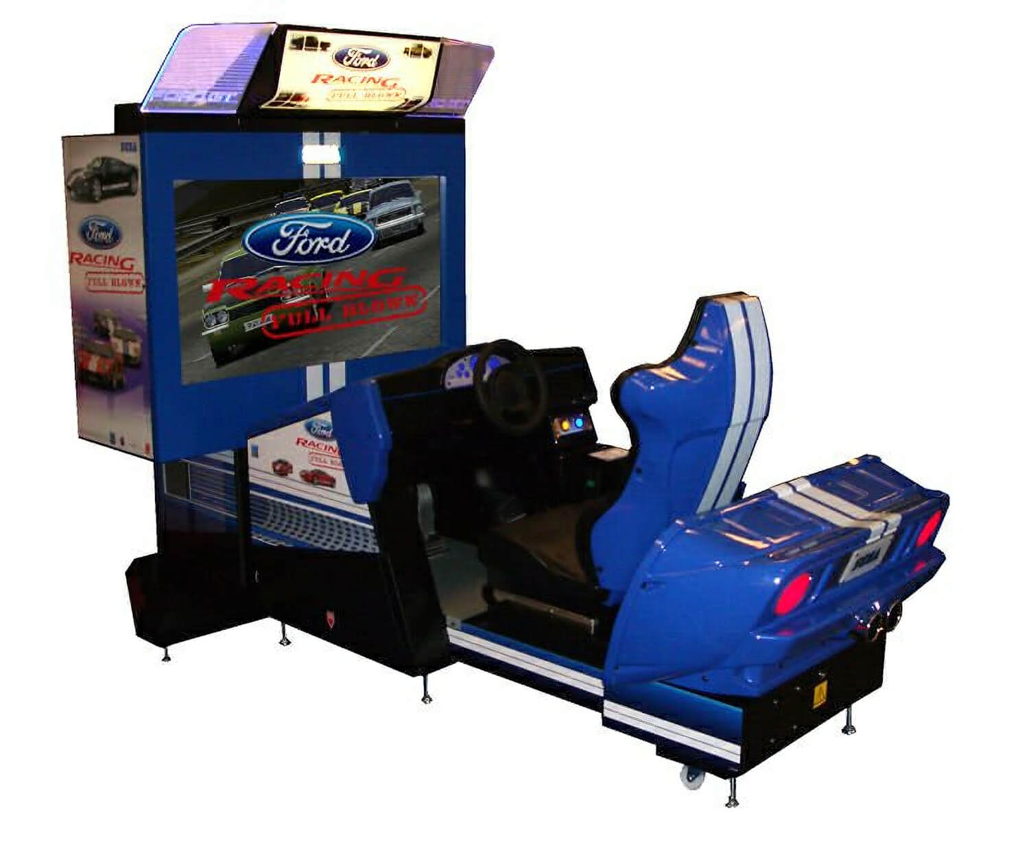 Ford Car Driving Games