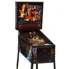 Mary Shelley's Frankenstein Pinball Machine