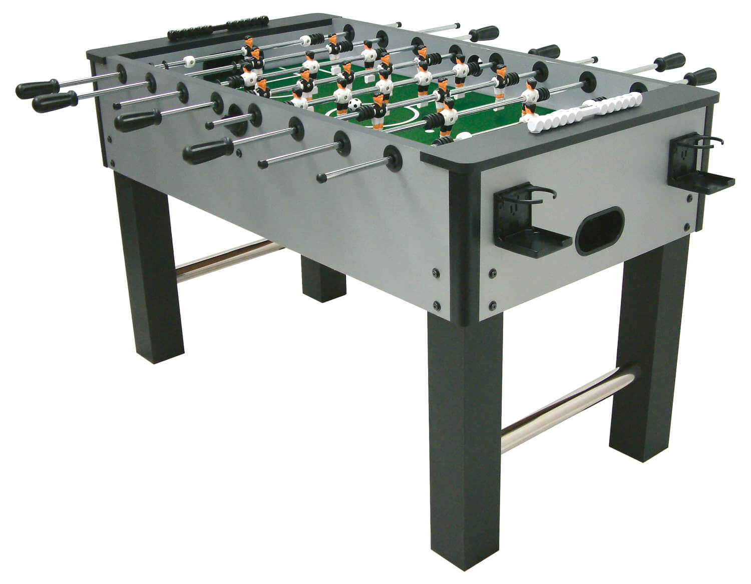 Lunar football table liberty games for 10 games in 1 table