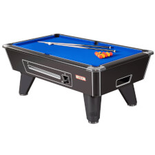 Supreme Winner Slate Bed Pool Table