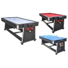 Strikeworth 7 foot Multi Games Table