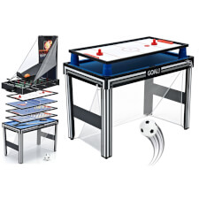 Tekscore Goal 21-in-1 4ft Multi Games Table