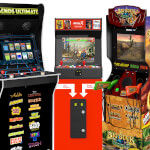 Multiplay Arcade Machines