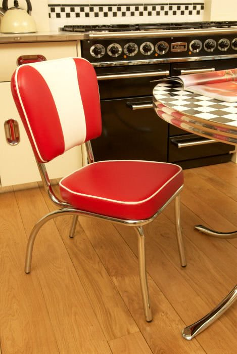 Vinyl To Cover  S Retro Kitchen Chairs