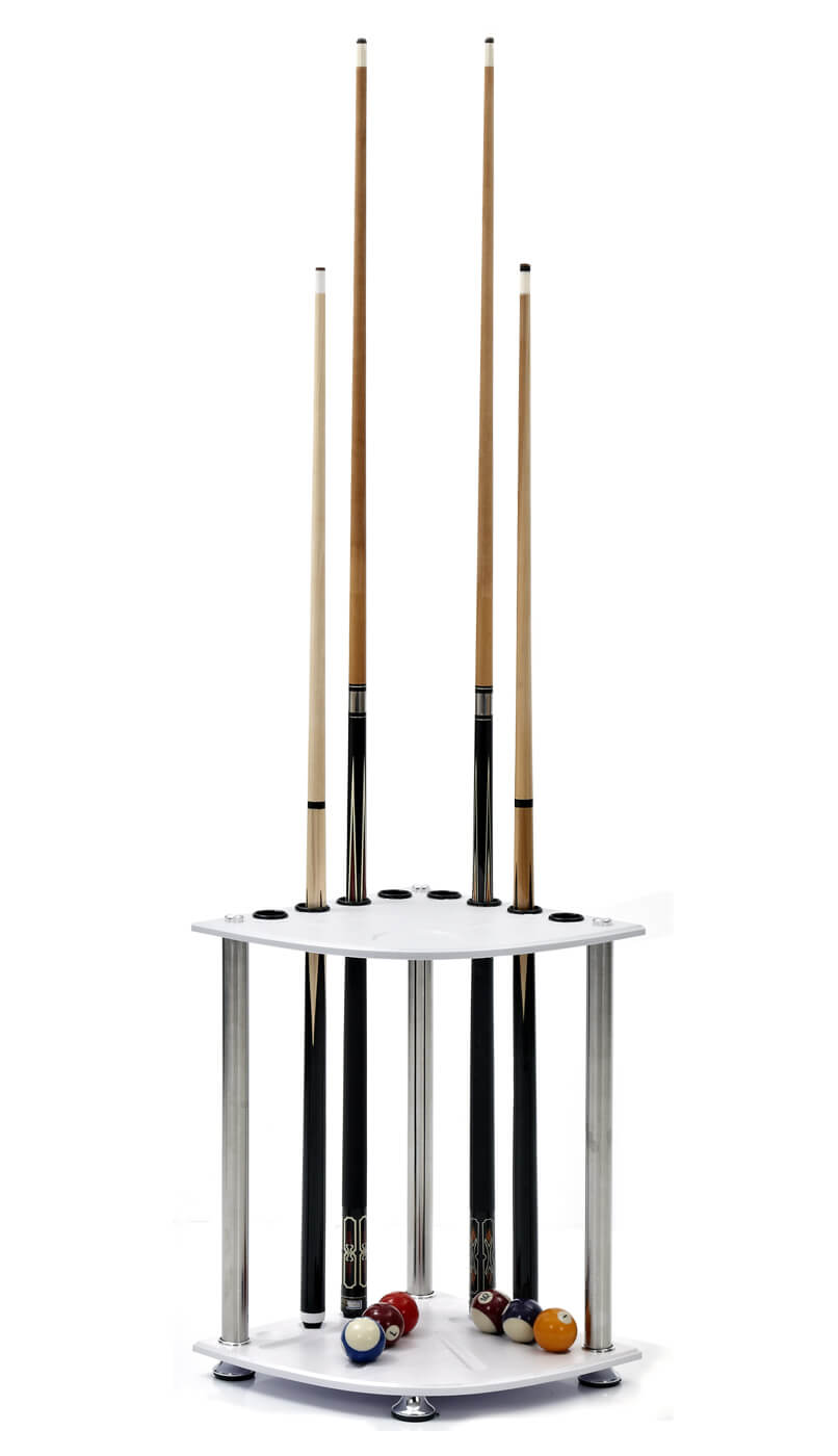 Strikeworth Corner Cue Stand For 8 Cues Liberty Games