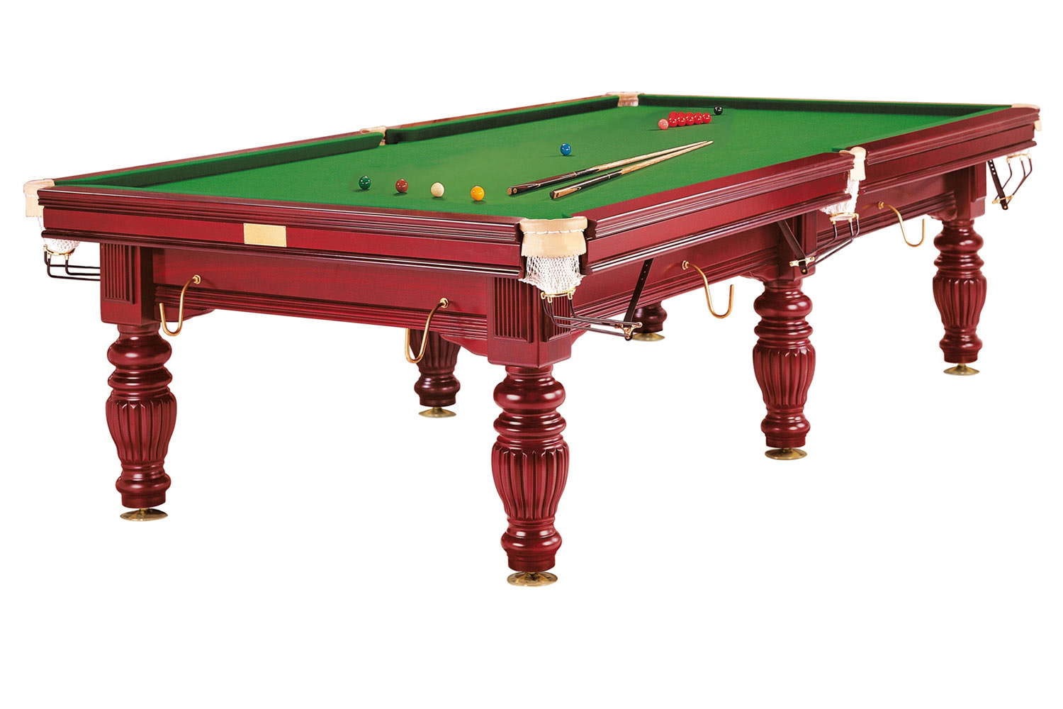 Dynamic Prince Snooker Table Liberty Games