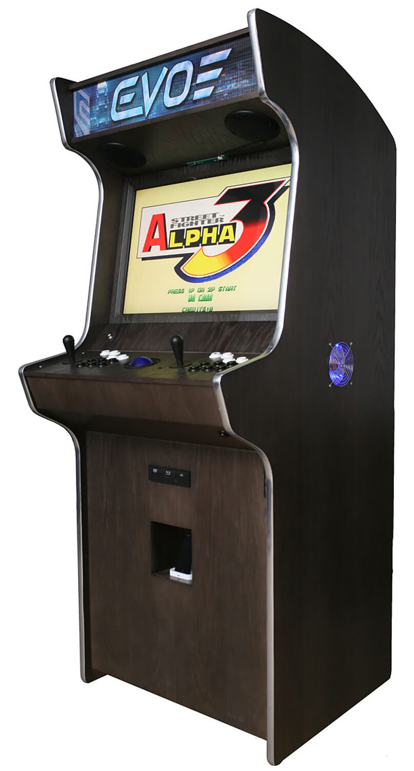 evo play arcade machine liberty games. Black Bedroom Furniture Sets. Home Design Ideas