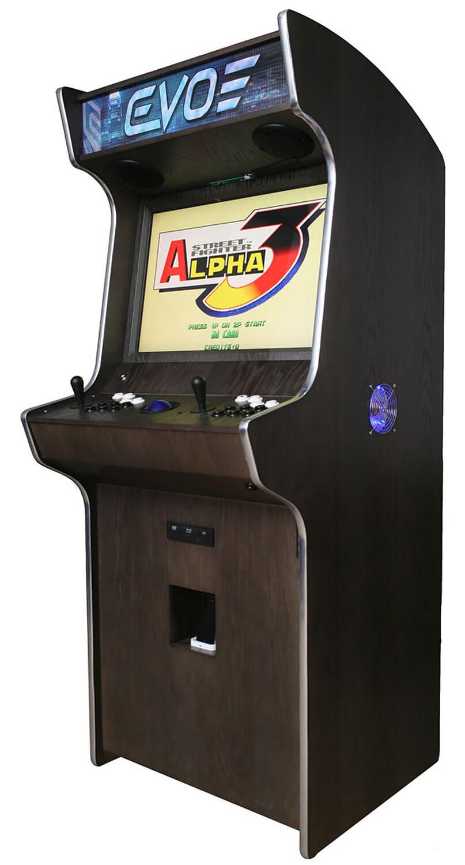 Evo Play Arcade Machine Liberty Games