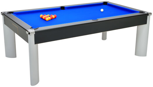 Fusion Slate Bed Pool Dining Table