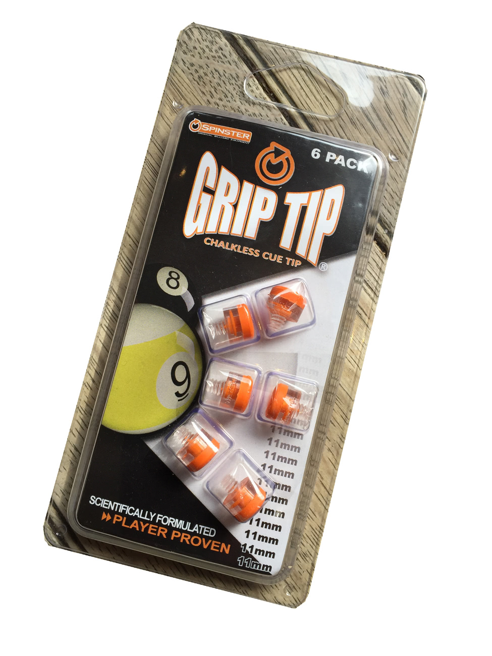 Grip Tips Cue Tips Liberty Games