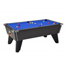 Omega 2.0 Slate Bed Pool Table