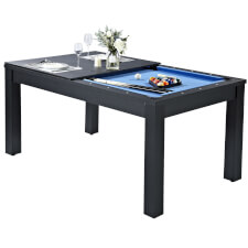 Pureline 6ft Pool Dining Table with Table Tennis Top