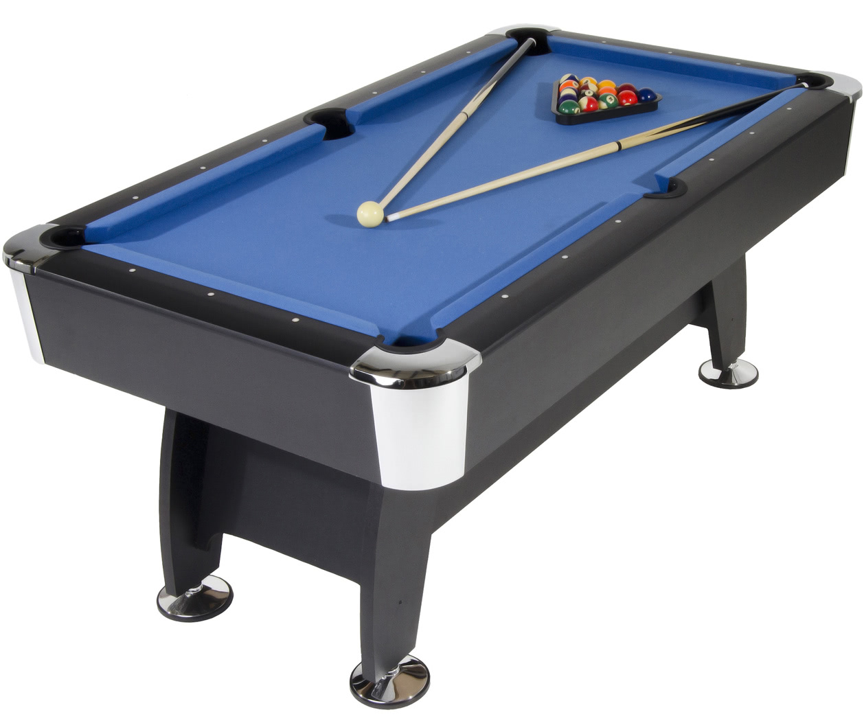 Strikeworth pro american deluxe 6ft pool table liberty games for 12 foot snooker table for sale