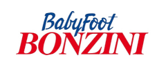 Bonzini football tables