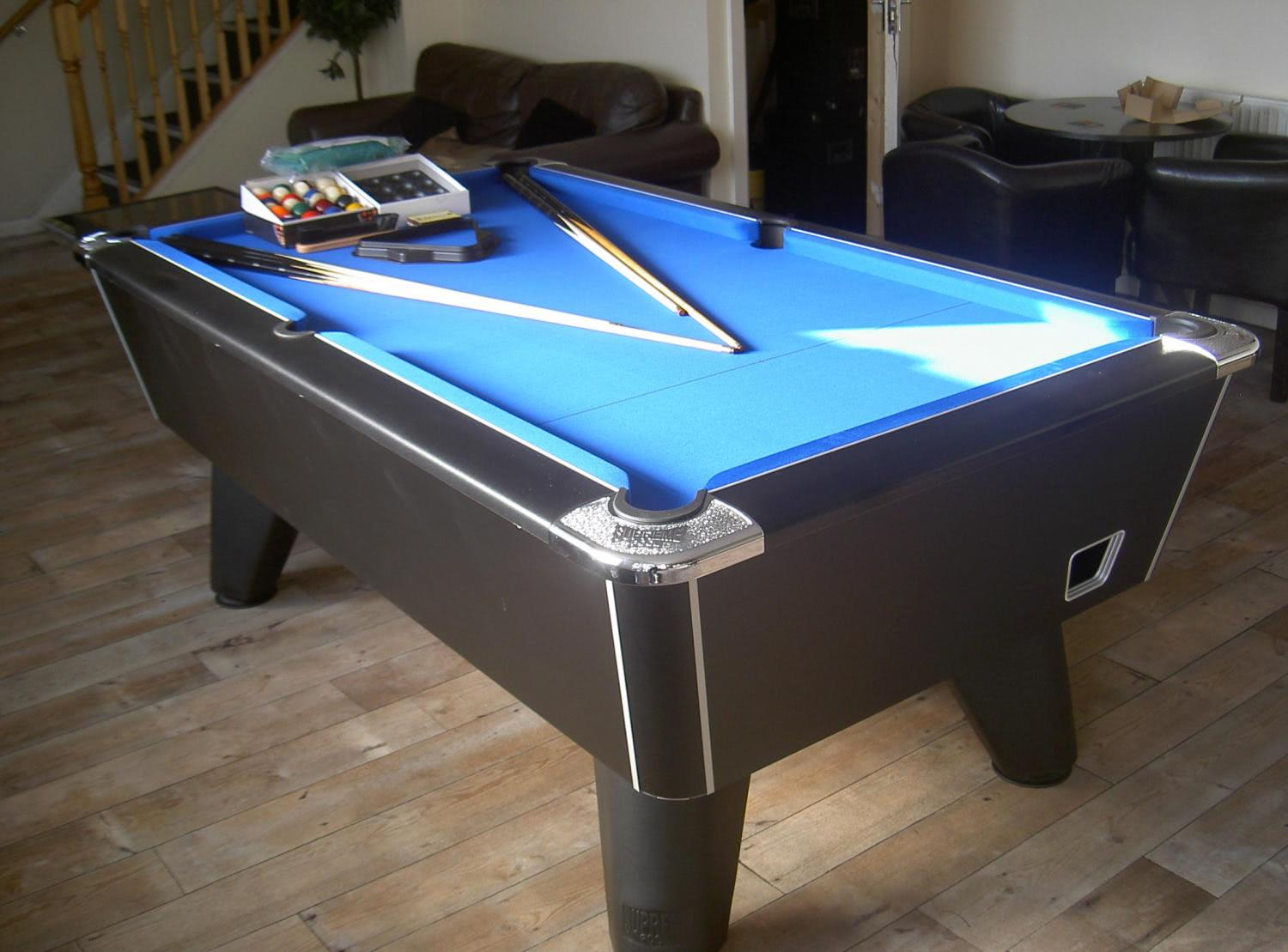 Supreme Winner Pool Table Ft Ft Ft Liberty Games - Competition pool table