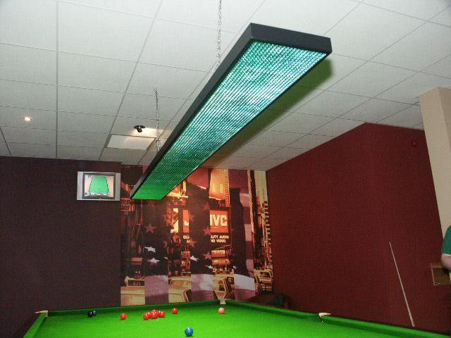 longoni compact pool table lighting liberty games. Black Bedroom Furniture Sets. Home Design Ideas