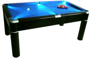 Aurora LED Pool Table