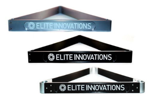 Triangles supplied with the Elite Innovations pool table range