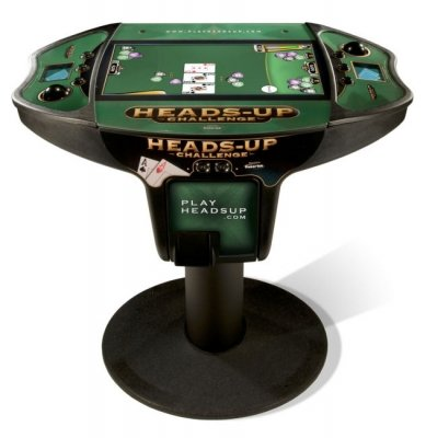 heads up challenge video game