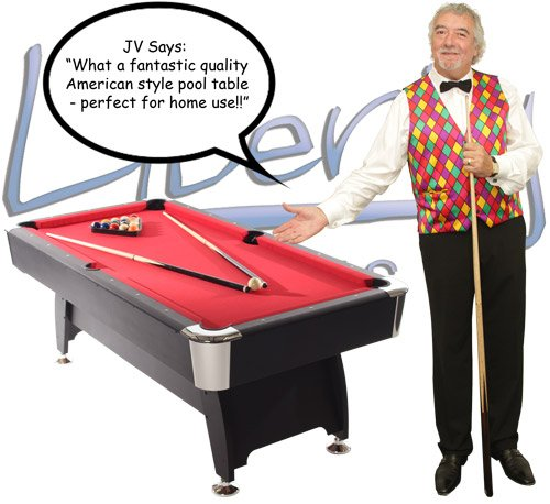 John Virgo & the Pro American