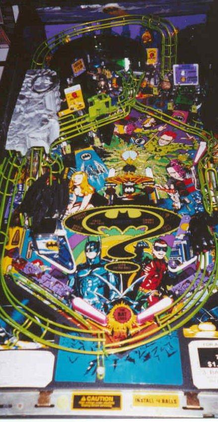 Batman Forever Pinball Machine For Sale Liberty Games