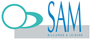 SAM Leisure logo