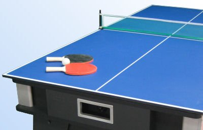 Strikeworth Multigame - Table Tennis Top