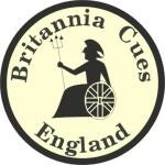 Britannia Pool Cues logo