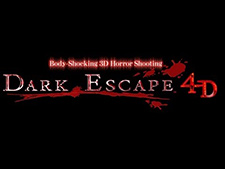 Logo from the Dark Escape video game