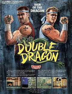 Double Dragon Flyer