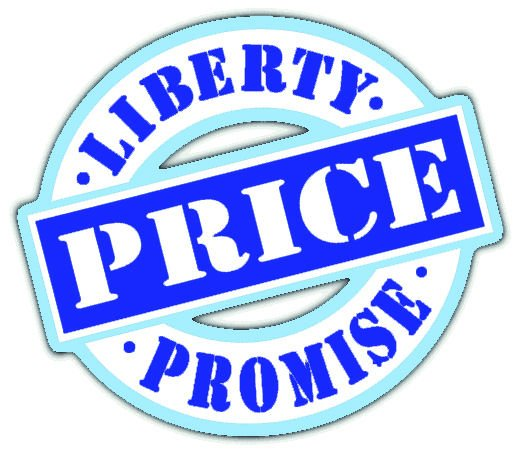 Liberty Games Price Promise